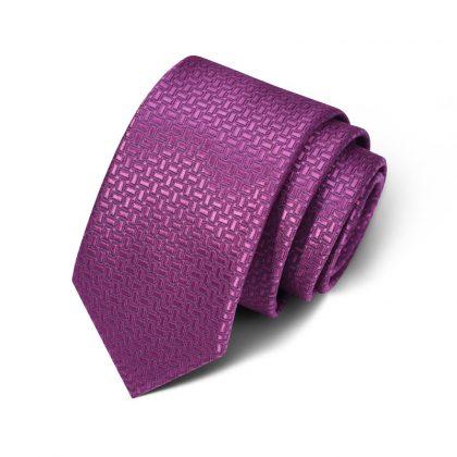 Cravata barbati mov Herrick