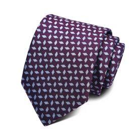 Cravata barbati mov Lenny