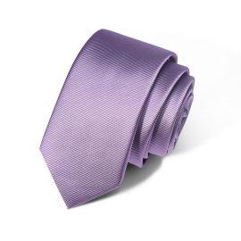 Cravata barbati mov Malory