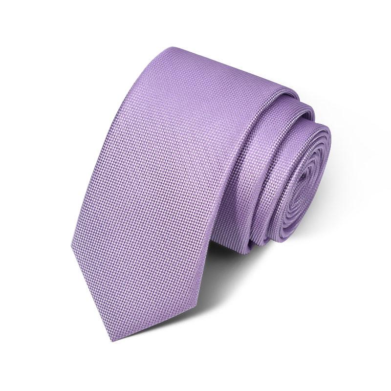 Cravata barbati mov Theodor