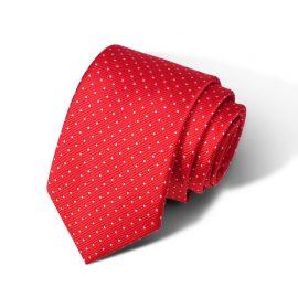 Cravata barbati rosie