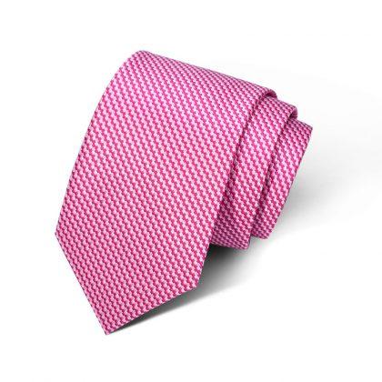 Cravata barbati roz Edgar