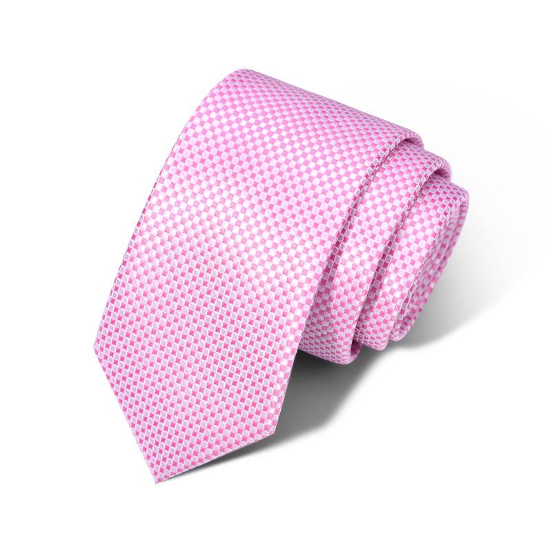 Cravata barbati roz Mark