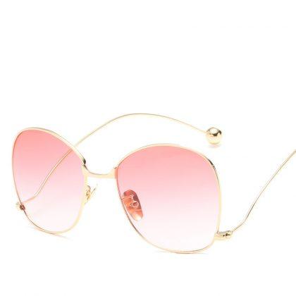 Ochelari de soare dama lentile roz Brianna