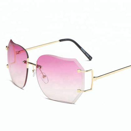 Ochelari de soare dama lentile roz Erica