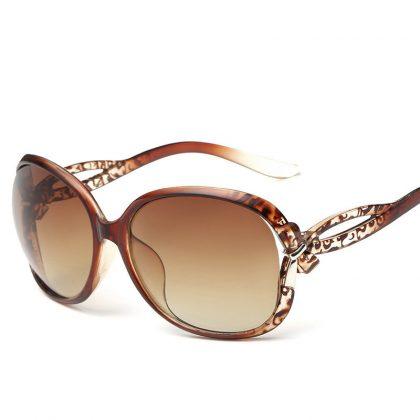 Ochelari de soare dama leopard print Jessie