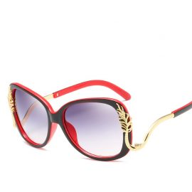 Ochelari de soare dama rosi Alison
