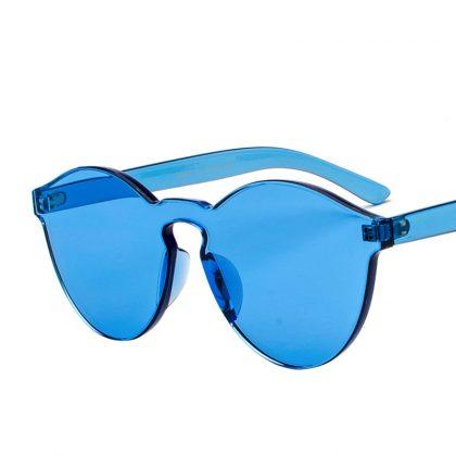 Ochelari de soare dama albastri Celia