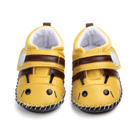 Pantofi albinute unisex 0-6 luni