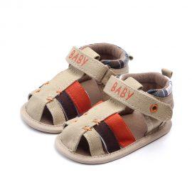 Sandale baietei maro 0-6 luni