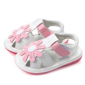 Sandale fetite floricica 24-30 luni