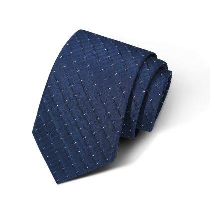 Cravata barbati bleumarin Alfred