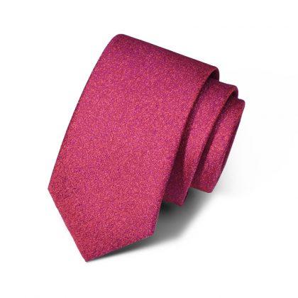Cravata barbati roz Cristhopher
