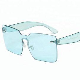 Ochelari de soare dama turquoise Alexia