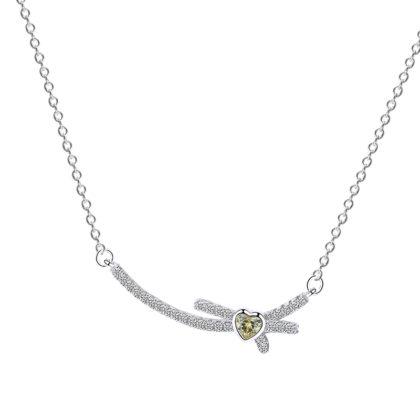 Lantisor argint 925 elegant fundita