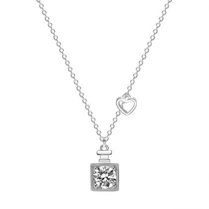 Lantisor argint 925 finut zirconiu