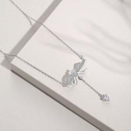 Lantisor argint 925 fundita zirconiu