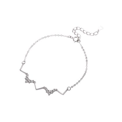 Bratara eleganta zirconiu argint 925