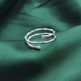 Inel argint 925 deosebit zirconiu