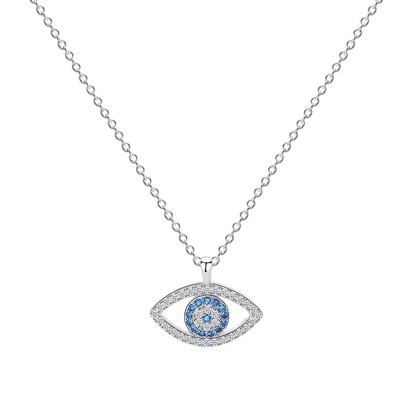 Lantisor ochiul lui Horus argint 925