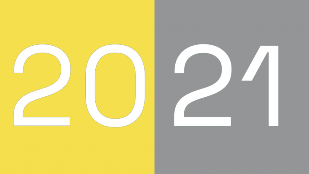 care sunt culorile anului 2021