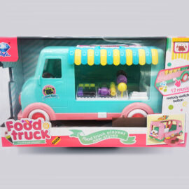 Jucarie furgoneta cu bomboane