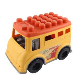 Autobus piese constructie