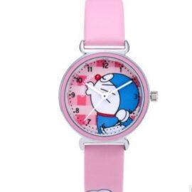 Ceas roz cu animatii