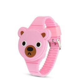 Ceas roz ursulet