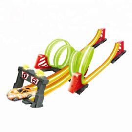 Circuit dublu cursa masini