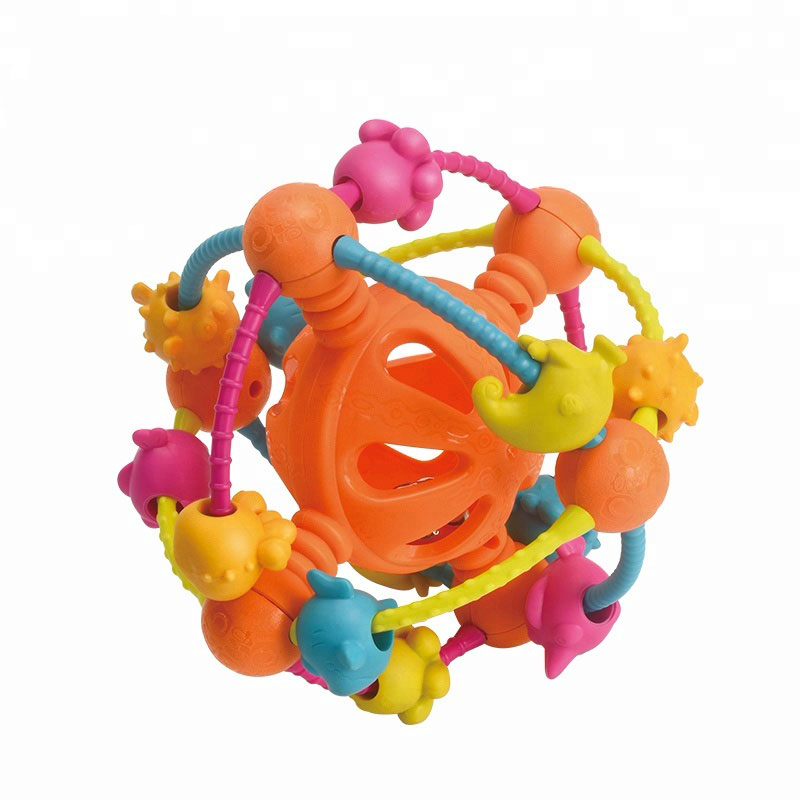 Jucarie bebelusi sferica