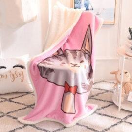 Paturica roz pisicuta