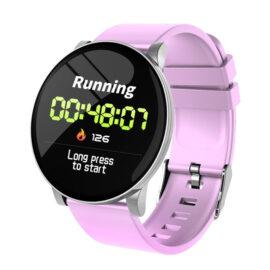 Smartwatch dama curea mov