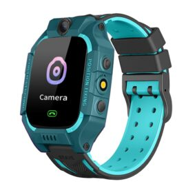 Smartwatch copii silicon verde